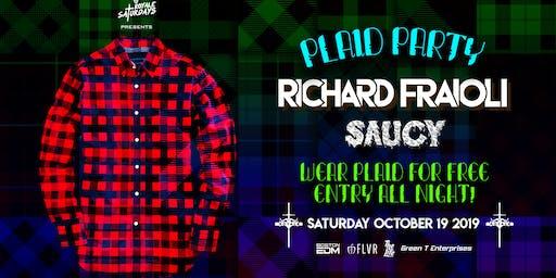 Plaid Party | Royale Saturdays | 10.19.19 | 10:00 PM | 21+
