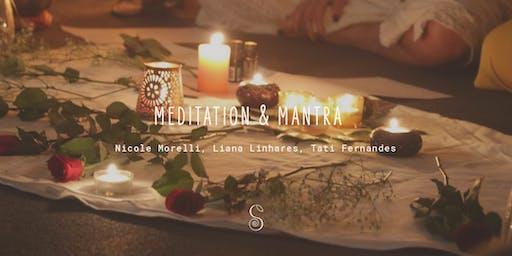 Meditation & Mantra Evening