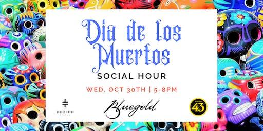 Dia de Los Muertos Social Hour with Licor 43 and Double Cross Vodka