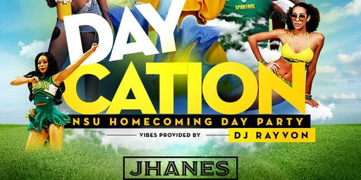 DAY Cation : Homecoming Day Party Experience