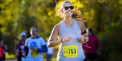 Sri Chinmoy Half Marathon and Relay At Rockland Lake, NY