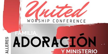 United Worship Conference (Lajas) entradas