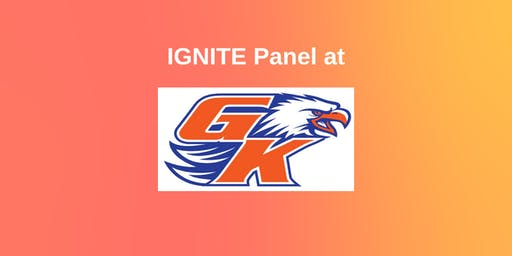 IGNITE Panel at Graham-Kapowsin High School