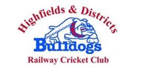 HDRCC Cricket Expo with Doggies Legends presented by Base Architecture  tickets