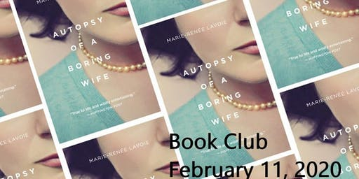 February Book Club: Autopsy of a Boring Wife