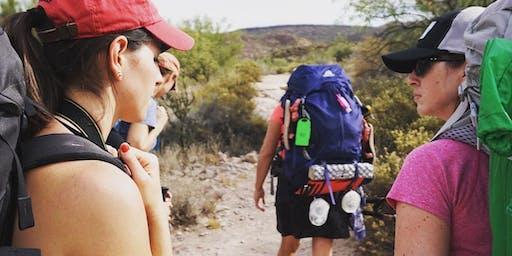 Phoenix: Backpacking