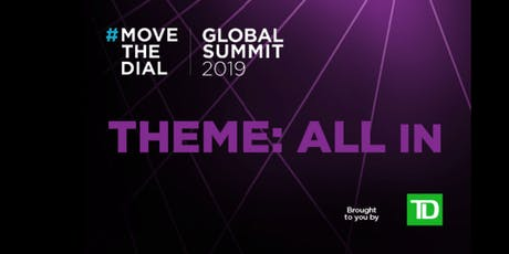 #MOVETHEDIAL Global Summit 2019 Livestreaming Party (Windsor, ON)  tickets