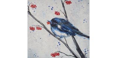 11/18 - Bird & Berries @ Reds Wine Bar, Kent