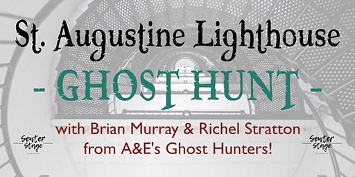 ST. AUGUSTINE LIGHTHOUSE GHOST HUNT
