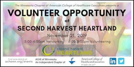 Volunteer at Second Harvest Heartland tickets
