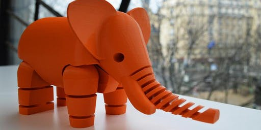 3D 1: Intro to 3D Printing