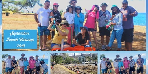 3rd Sundays Beach Cleanup