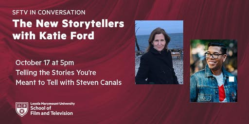 The New Storytellers with Katie Ford: Telling Stories You're Meant to Tell