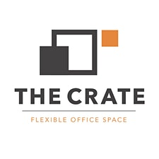 The Crate Flexible Office Space logo
