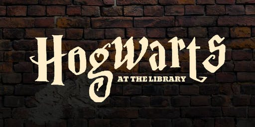 Hogwarts at the Library 2019