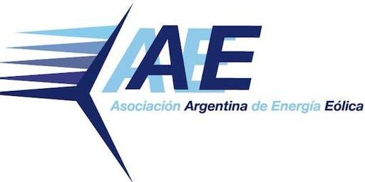 Viento & Energía Expo Argentina 2019 - organiza AAEE