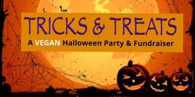 Tricks & Treats: A Vegan Halloween Fundraiser!