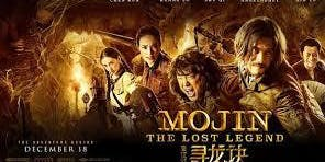 Free Film Screening: Mojin: The Lost Legend