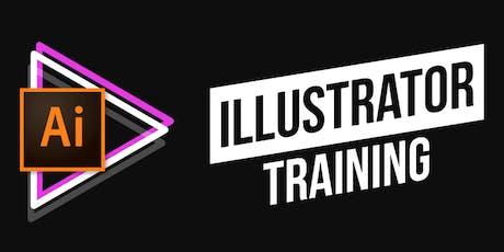Adobe Illustrator Training tickets
