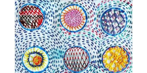 Workshop: Stitch Meditation with Carol Cooke