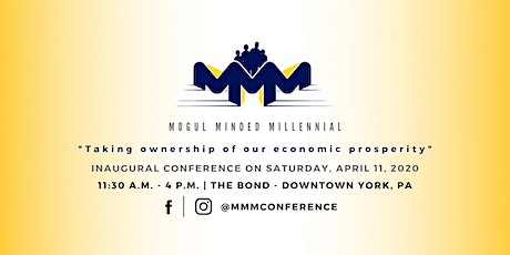 Mogul Minded Millennial Conference 2019 tickets