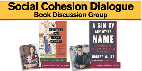 Social Cohesion Dialogue Book Discussion Group - Nov. 7 tickets