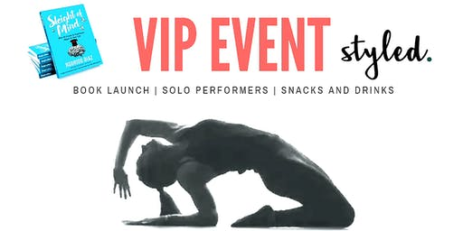 VIP Book Launch / Solo Performers / Snacks and Drinks