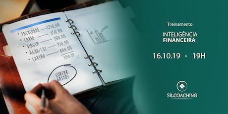 Inteligência Financeira - Coaching Comportamental ingressos