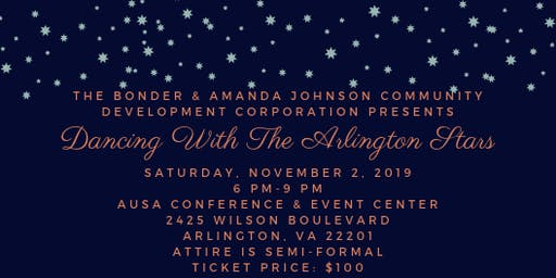 Dancing with the Arlington Stars
