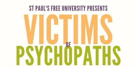 Victims of Psychopaths tickets