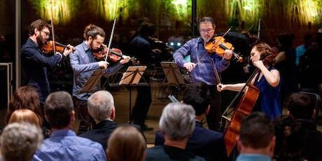 Del Sol Quartet @ Kerem Shalom  tickets