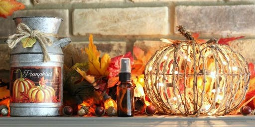 Fall into Essential Oils (and DIY)