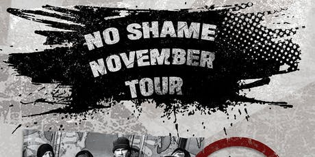 Year of the Locust/The Zealots - No Shame November Tour! tickets