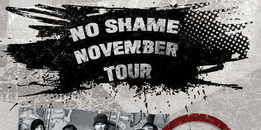Year of the Locust/The Zealots - No Shame November Tour!