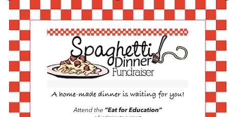 Kaleidoscope Charter HS - EAT for EDUCATION - Spaghetti Dinner tickets