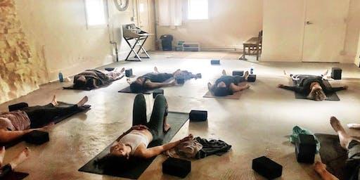 Baptiste Inspired Power Yoga