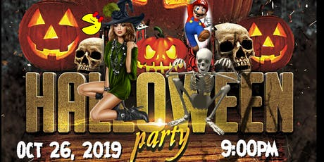 Tiltz Halloween Party tickets