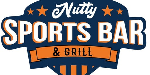 Monday wing night at Nuttys