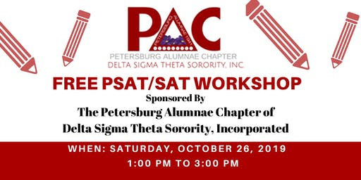 2019 Free SAT / PSAT Workshop