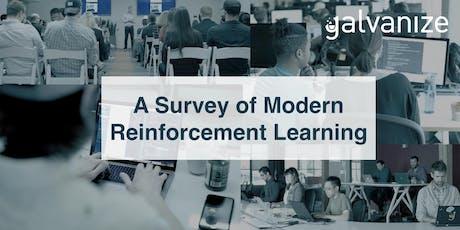 A Survey of Modern Reinforcement Learning tickets