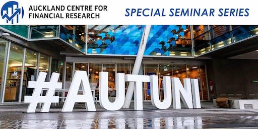 Special Seminar Series:  Professor Arvid Hoffman