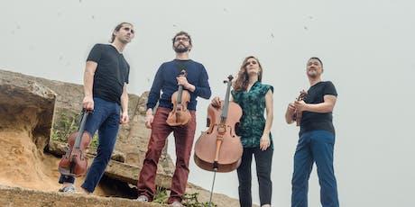 Del Sol Quartet Concert @ Westport River Gallery tickets