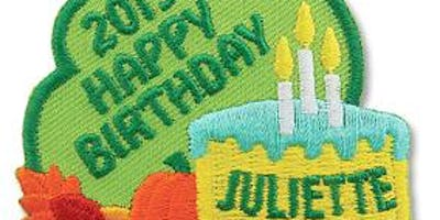 Juliette Gordon Low Birthday Bash