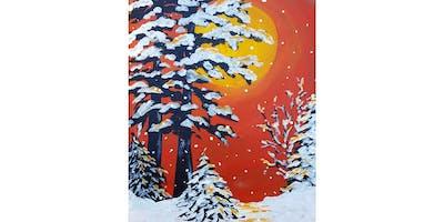 11/14 - Snowy Sunset @ Kelly's Bar & Grill, NEWPORT