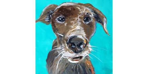 11/21 - Paint Your Pet @ Sol Stone Winery, Woodinville