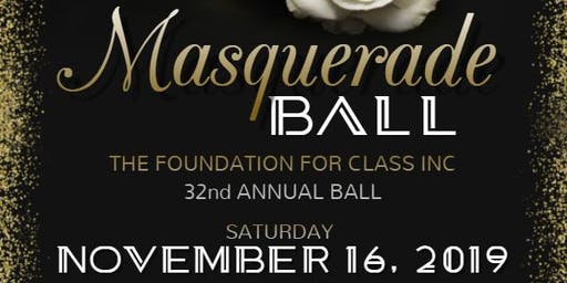 The Foundation for CLASS Inc 32nd Annual Ball