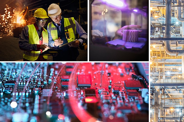 Symposium on Advanced Manufacturing image
