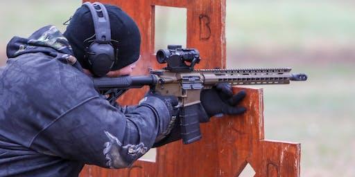 Texas 2 Gun Competition