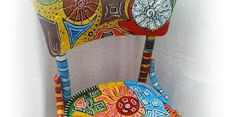 Expressive Arts Series: Chairs of Hope