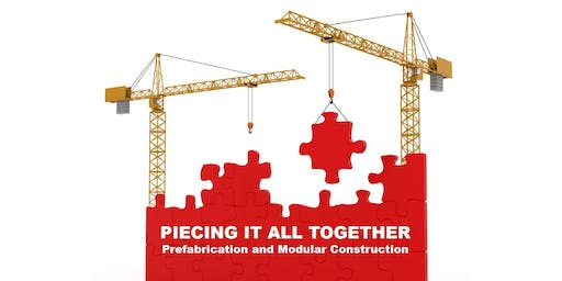 CIBSE QLD | Piecing It All Together – Prefabrication and Modular Construction